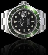 Rolex Green Bezel