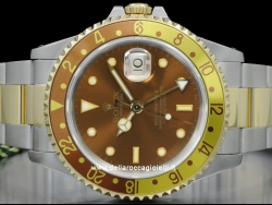 Rolex GMT-Master II Tigers Eye 16713