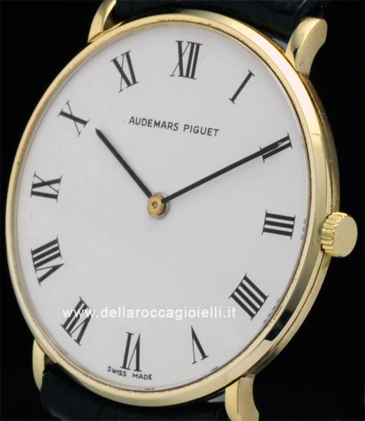 audemars piguet classic extra plate watch. Black Bedroom Furniture Sets. Home Design Ideas