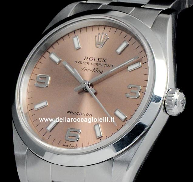Rolex Air-King Watch 14000M
