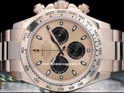 Rolex Cosmograph Daytona Rose Gold Watch 116505