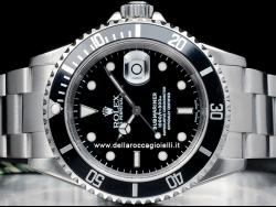 Rolex Submariner Data SEL 16610