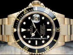 Rolex Submariner Data 16618