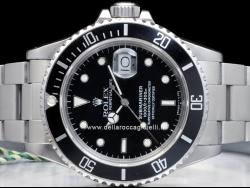 Rolex Submariner Date Transitional 168000
