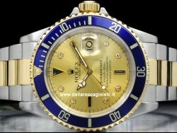 Rolex Submariner Date Sultan Dial 16613