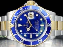Rolex Submariner Date Vintage Dial 16613