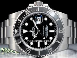 Rolex Submariner Date Black Ceramic Bezel 116610LN