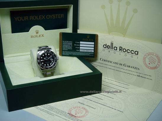 Rolex GMT-Master II  Watch  116710LN Ceramic