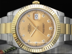 Rolex Datejust II Diamonds 126333