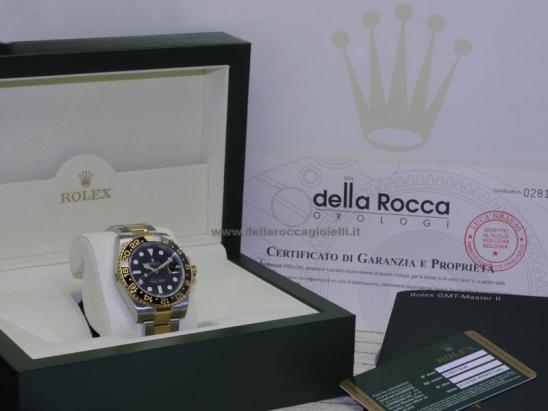Rolex GMT-Master II  Watch  116713 LN Ceramic
