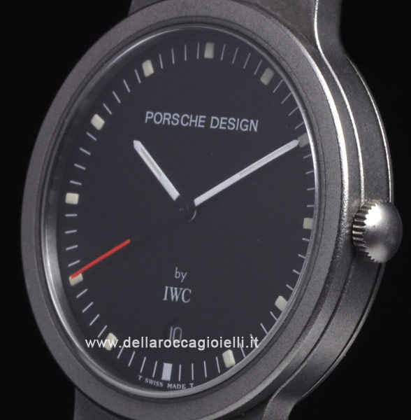 Iwc Porsche Design Watch
