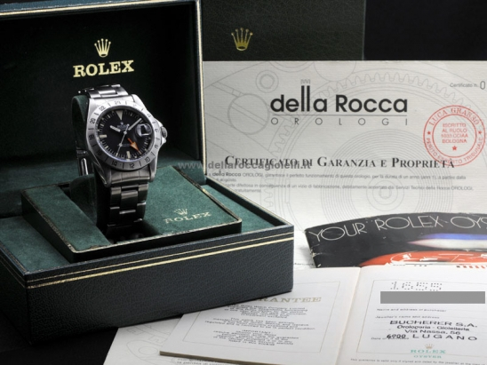 Rolex Explorer II Mark II  Watch  1655