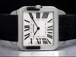 Cartier Santos Dumont LM W2007051
