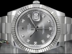 Rolex Datejust II Diamonds 126334