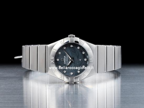 Omega Constellation Lady Quartz  Watch  123.10.27.60.53.001