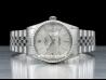 Rolex Datejust 36 Jubilee Silver/Argento  Watch  16030