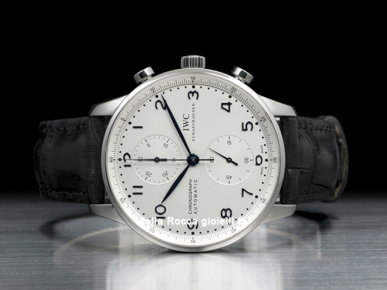 IWC Portoghese Cronografo  Watch  IW371417