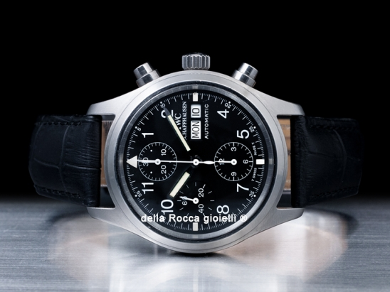 IWC Cronografo Da Aviatore  Watch  IW370603