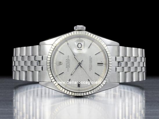 Rolex Datejust 36 Bark Silver/Argento Corteccia  Watch  1601