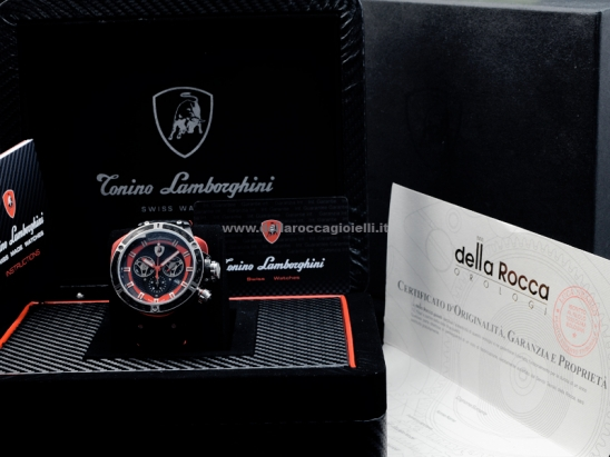 Tonino Lamborghini Spyder 3300  Watch  3305