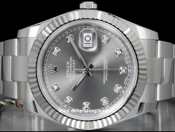 Rolex Datejust II Diamonds 126334
