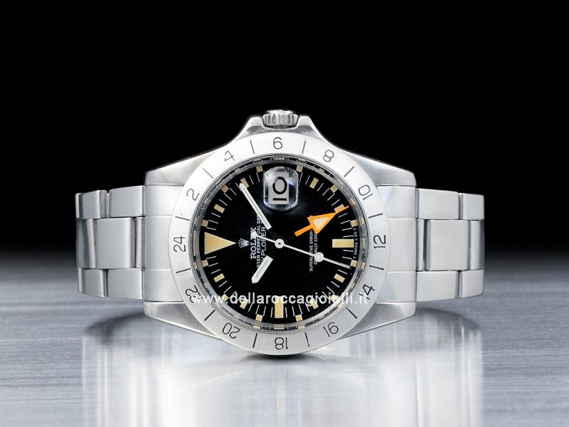 Rolex explorer ii steve mcqueen watch 1655 for Mcqueen watches