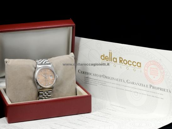 Rolex Datejust 36 Diamonds Pink/Rosa  Watch  16234
