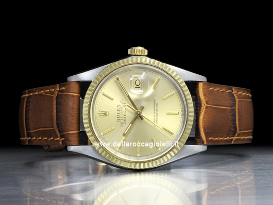 Rolex Datejust 36 Champagne  Watch  16013