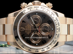 Rolex Daytona Cosmograph Rose Gold Watch 116505