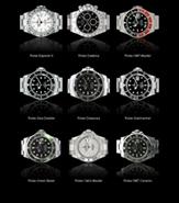 Alle Rolex-Modelle