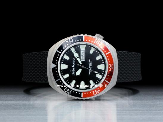 Della Rocca Egeo  Watch  9809SS3RBKBK2