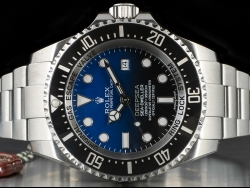 Rolex Sea-Dweller DEEPSEA Full Set D-Blue 116660