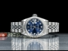 Rolex Datejust Lady 26 Diamonds Blue/Blu  Watch  69174