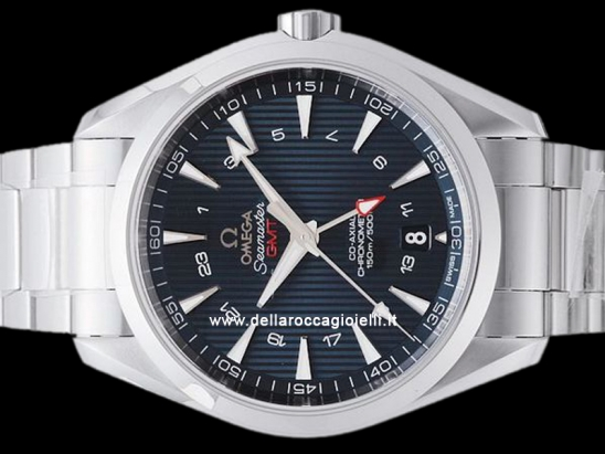 Omega Seamaster Aqua Terra 150M Gmt Co-Axial  Watch  231.10.43.22.03.001