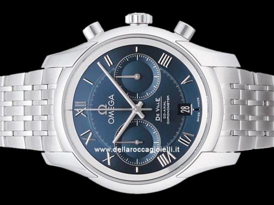 欧米茄 (Omega) De Ville Chronograph Co-Axial 431.10.42.51.03.001