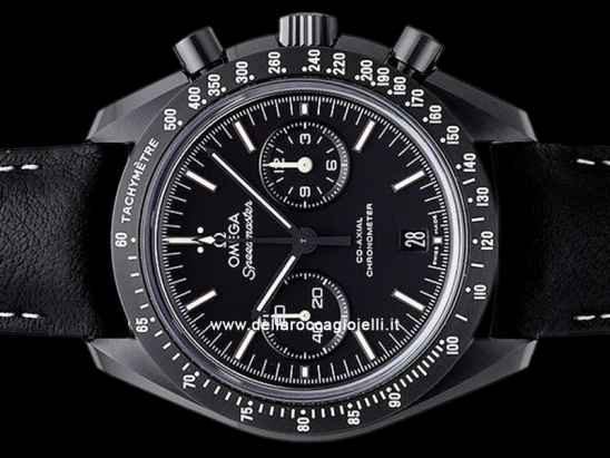 Omega Speedmaster Moonwatch Pitch Black Co-Axial Chronograph  Watch  311.92.44.51.01.004