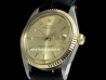 Rolex Datejust 36 Champagne Wide Boy  Watch  1601