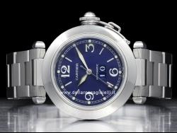 Cartier Pasha C Big Date W31047M7 / 2475