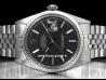 Rolex Datejust 36 Jubilee Black/Nero 1603