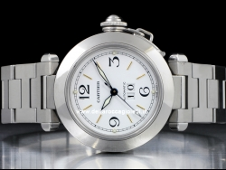 Cartier Pasha C Gran Data W31044M7