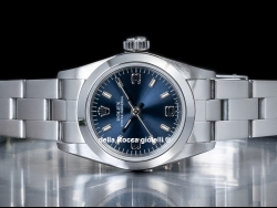 Rolex Oyster Perpetual 24 Blue/Blu 67180