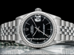 Rolex Datejust 31 Jubilee Black/Nero 78274