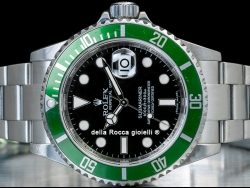Rolex Submariner Data Ghiera Verde  16610LV