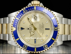 Rolex Submariner Date Sultan Dial 16613