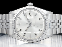 Rolex Datejust 36 Jubilee Silver Wide Boy/ Argento Wide Boy 1603