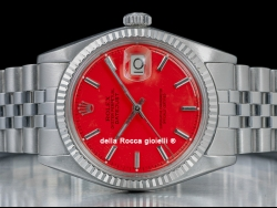 Rolex Datejust 36 Jubilee Red/Rosso 1601