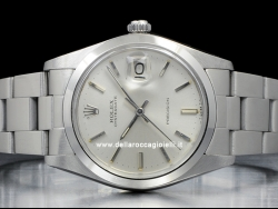 Rolex Oysterdate Precision 34 Silver/Argento 6694