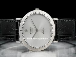 Rolex Cellini Silver/ Argento 4083/9