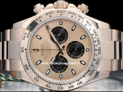 Rolex Cosmograph Daytona Rose Gold Watch 116505
