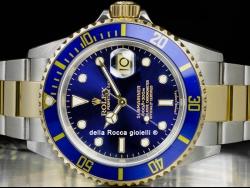 Rolex Submariner Data 16613T SEL
